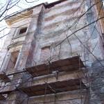 101_2021 zadní strana věže v lednu 2007
