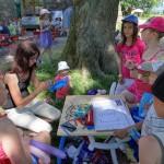7-děti se baví tvorbou balonků f.Z.Ledlová