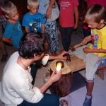 7-ražba mincí při svíčkách f.V.Provazník