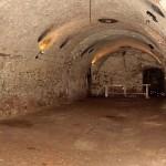 33 Rozsahle prostory -největší sklepní sál