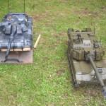 2-funkční modely vojenských vozidel