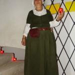 16-kastelánka u dveří f.Z.L.
