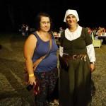 17kastelánka s paní redaktorkou z Orlického deníku f.Z.L.