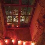 25-pohled pod věž f.Z.L.