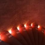 29-schody v červené f.V.P.